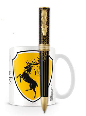 Montegrappa Game of Thrones Ballpoint Pen -  Baratheon
