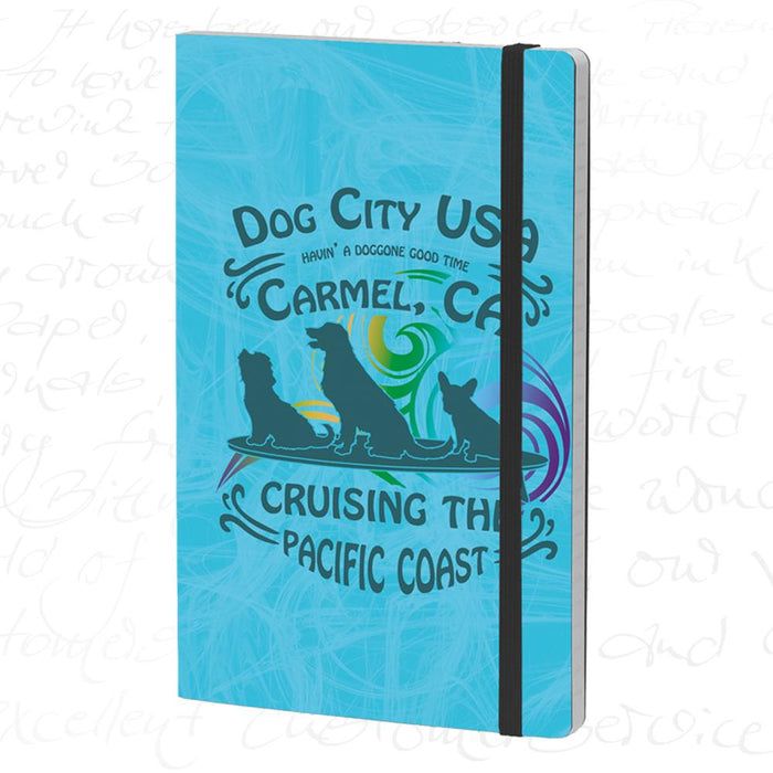 Stifflexible Carmel Journal – Dog City Blue