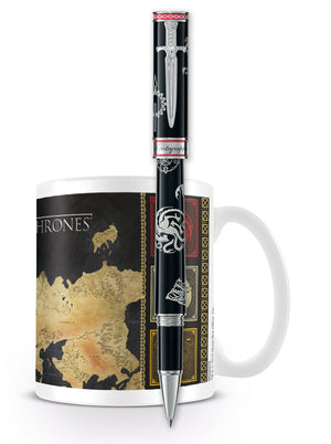 Montegrappa Game of Thrones Rollerball Pen - Westeros