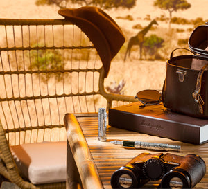 Montegrappa Hemingway: The Adventurer Fountain Pen