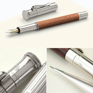 Graf von Faber-Castell Classic Snakewood Fountain Pen