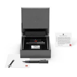 Graf von Faber-Castell 2019 Pen of the Year - Black Samurai
