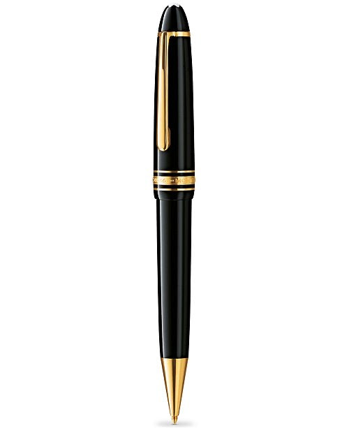Montblanc: Le Grand Black / Gold Ballpoint