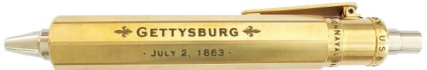 Michael's Fat Boy Gettysburg Guns 1863 - Union Naval Brass