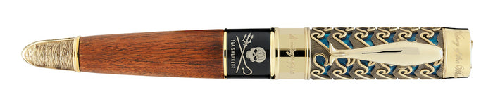 Montegrappa Sea Shepherd Victory of the Whale - Fountain Pen