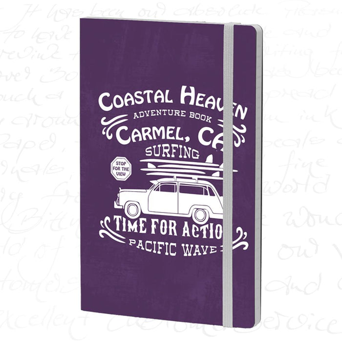 Stifflexible Carmel Journal – Car Purple