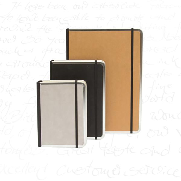 "Binderwerk - 5.8 x 8.3"" Metal Edge Books (A5)"