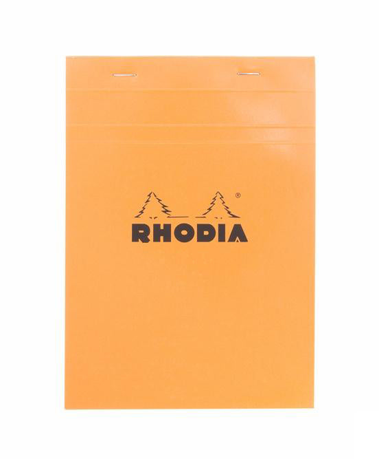 Rhodia No. 16 Notepad (A5) - Orange, Graph
