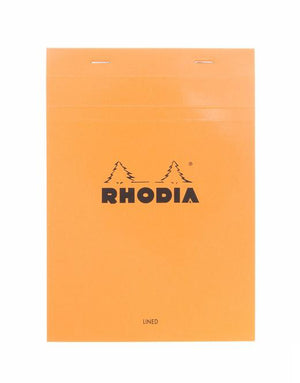 Rhodia No. 16 Notepad (A5) - Orange, Lined