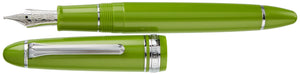 Sailor 1911L Full-Size - Lime Fountain Pen