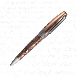 Montegrappa Fortuna Ballpoint Pen - Copper Merry Skull