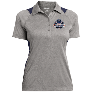 Ladies' OLK9 Paw Moisture Wicking Polo