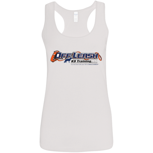 Ladies' OLK9 Softstyle Racerback Tank