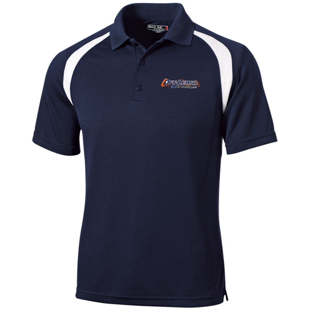 Men's OLK9 Moisture-Wicking Polo