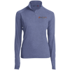 Ladies' OLK9 1/2 Zip Performance Pullover