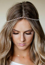 Fashion Pearls Head Piece Hair Jewelry, [product_tags] - Let's Boho