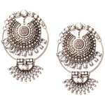 AMAZONE Vintage Rhinestone Crystal Drop Earrings, [product_tags] - Let's Boho