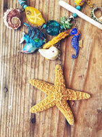 MY GREEK SUMMER  Starfish Necklace, [product_tags] - Let's Boho