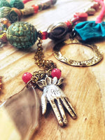 BELLE BOHEME Handmade Necklace, [product_tags] - Let's Boho