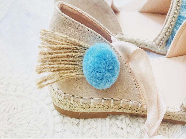 SIRENE Lace Up Espadrille Sandals, [product_tags] - Let's Boho