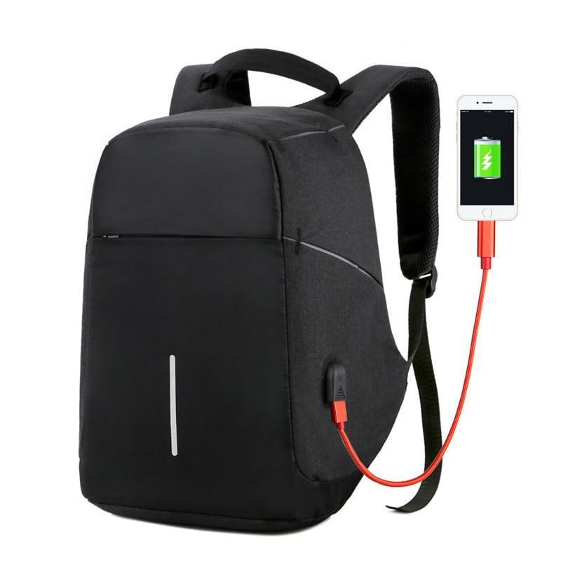 Sac à dos Backpack Antivol USB 15 pouces