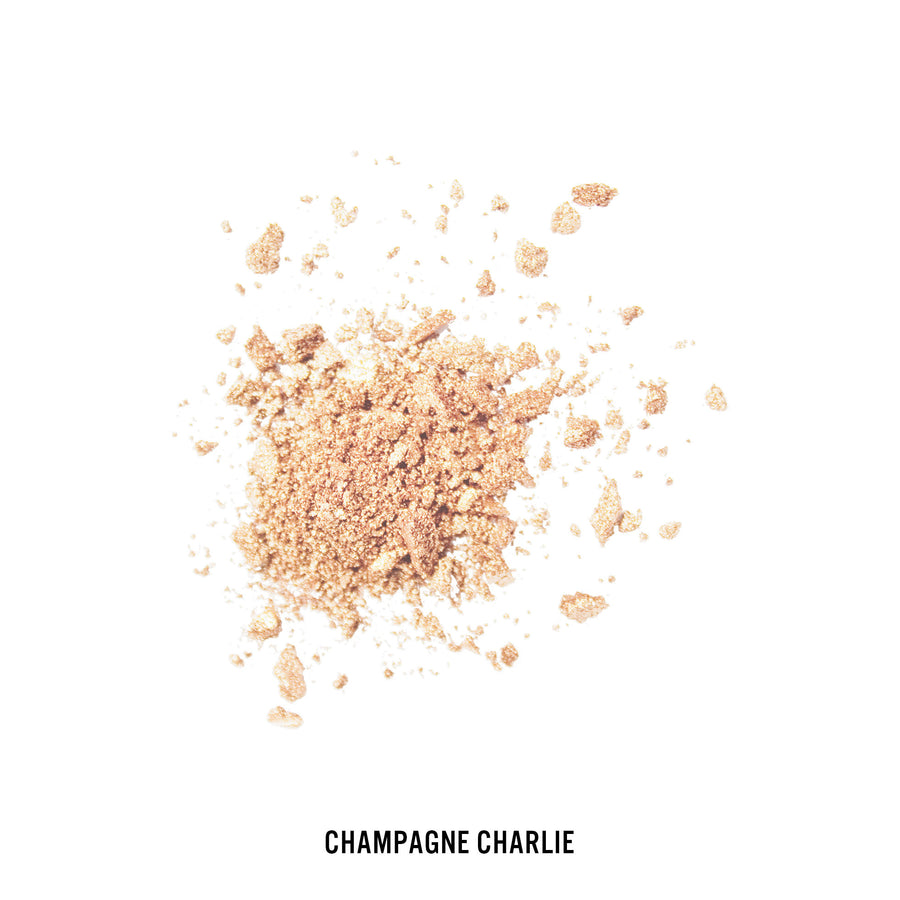 NATURAL PRESSED HIGHLIGHTER (CHAMPAGNE CHARILE)