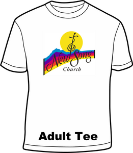 Adult New Song Church T-Shirt
