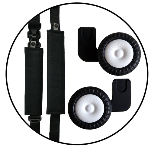 ROLLERSY - Adapters with wheels