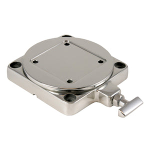 Cannon S.S Low Profile Swivel Base