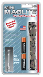 Maglite AA Flashlight Black M2A016