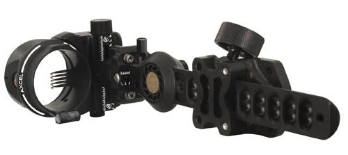Axcel Hunting Sight Amortech Pro Hd 5 Pin .019 Black