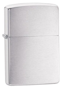 Zippo Classic Brushed Lighter