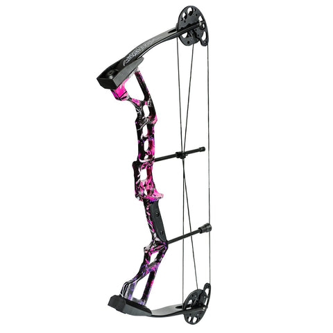 Darton Recruit Youth Compound Bow Pkg Muddy Girl 25-30lb RH