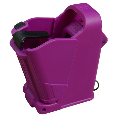 Image of Maglula Universal Pistol Magazine Loader-Purple