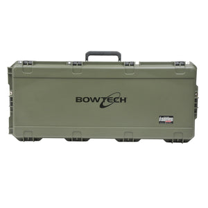 SKB Bowtech iSeries Parallel Limb Single Bow Case-Green