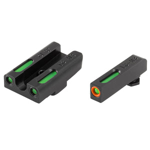 TruGlo TFX Glock 42 43 Set Pro ORN Handgun Sight