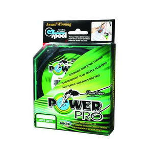 Power Pro Microfilament 100lb 300 Yard Green