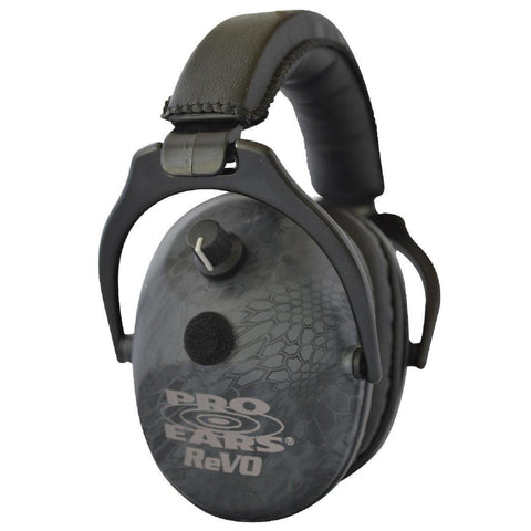 Image of Pro Ears ReVO Electronic Ear Muffs - NRR 25 Pink Rain
