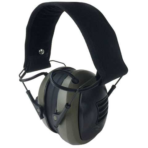 Radians CSE10BX Tactical Electronic Earmuff 23dB