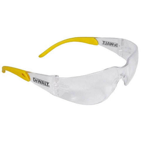 DeWalt Protector Safety Glasses Wraparound Frame