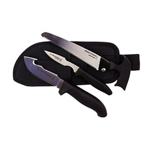 Dexter-Russell 3 Piece Big Game Combo w- Sheath