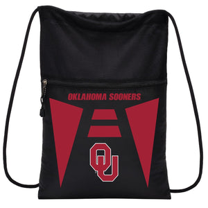 Oklahoma Sooners Team Tech Backsack