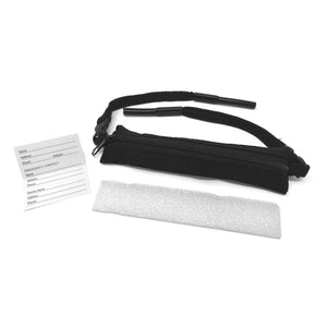 Dakota Universal Sunglass Retainer and Zipper Pouch