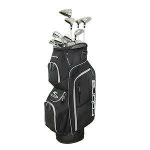 Cobra Golf XL Speed Mens Complete Set Steel Reg RH