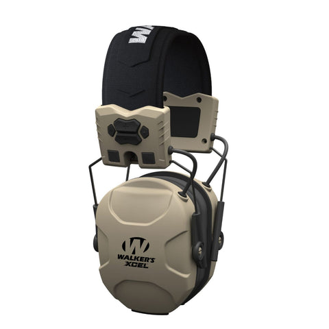 Walkers XCEL Digital Electronic Muff with Voice Clarity