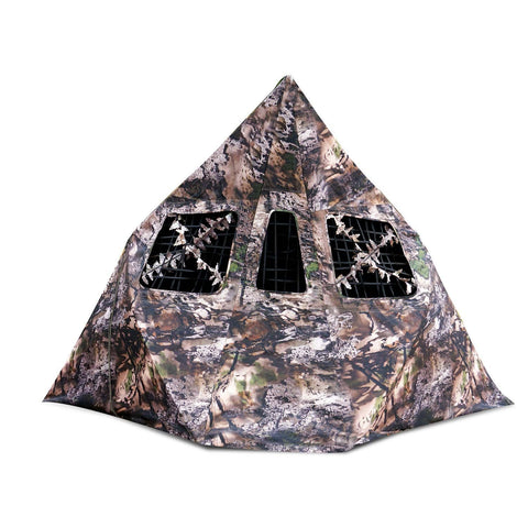 NAP Mantis 2-HUB Ground Blind