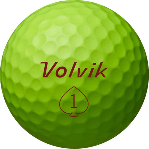 Image of Volvik S4 Tour Ball White - Dozen