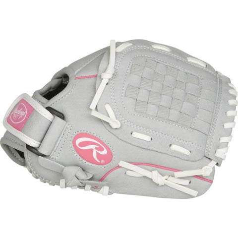 Rawlings Sure Catch 10.5 In Youth Sofball Glove