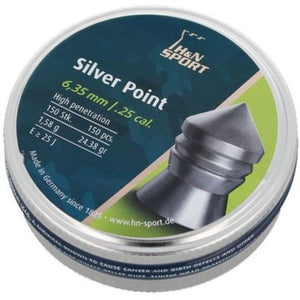 HN Sport Silver Point .25 cal