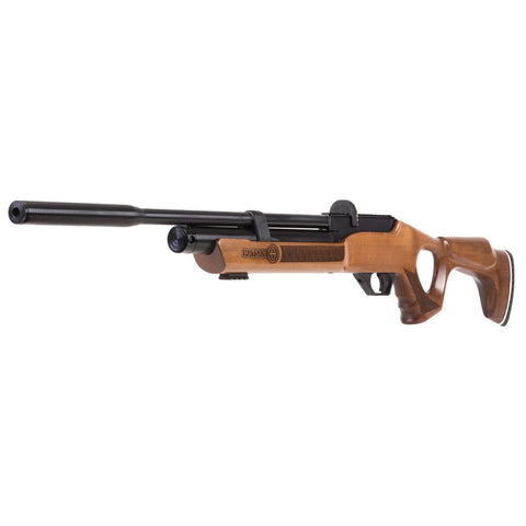 Hatsan Flash Wood Quiet Energy .25 Air Rifle